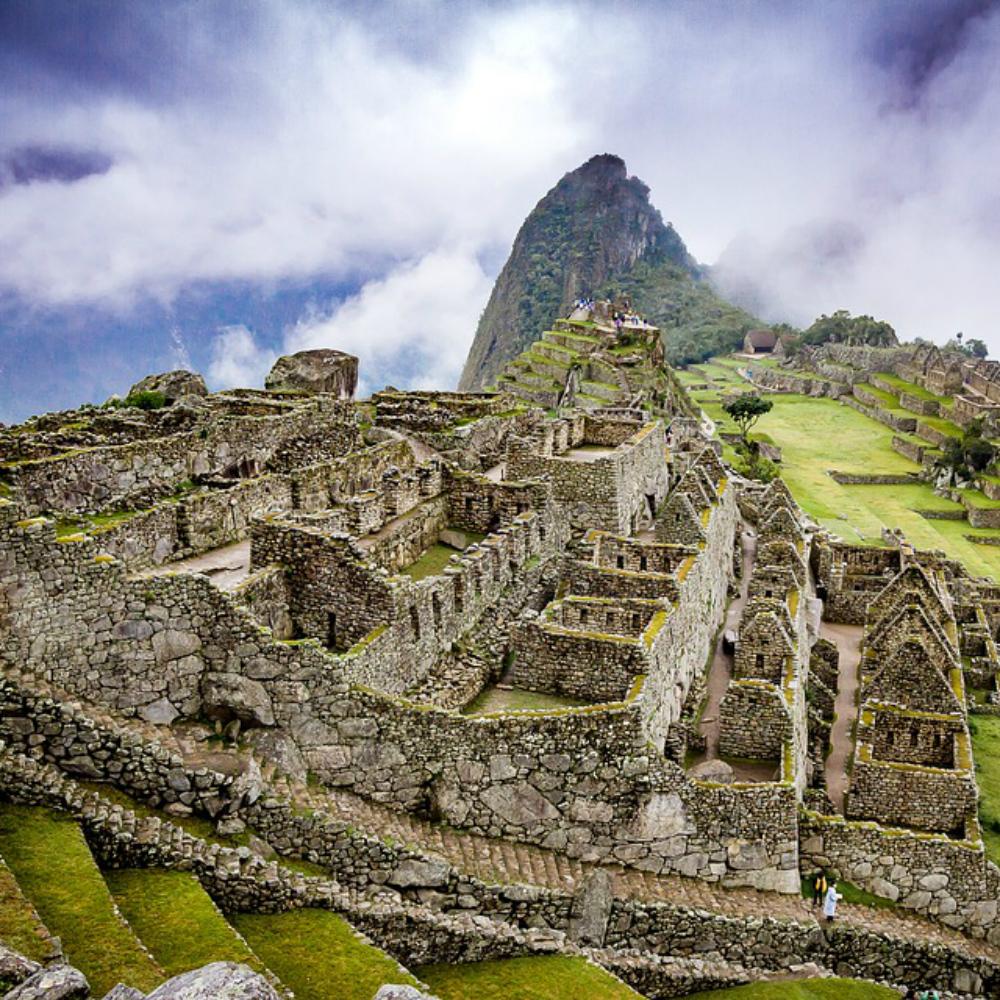 Berg Zuid-Amerika