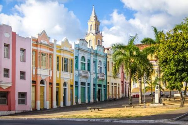 Startpakket Brazilië - Fortaleza